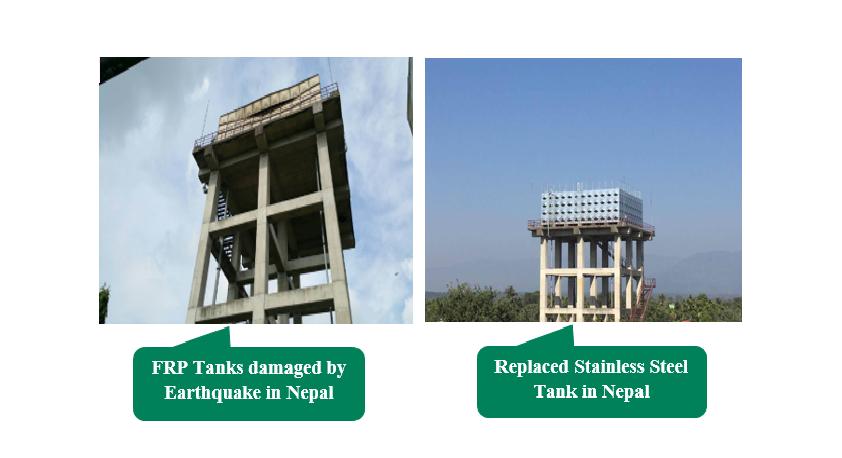 Tanks comp Nepal